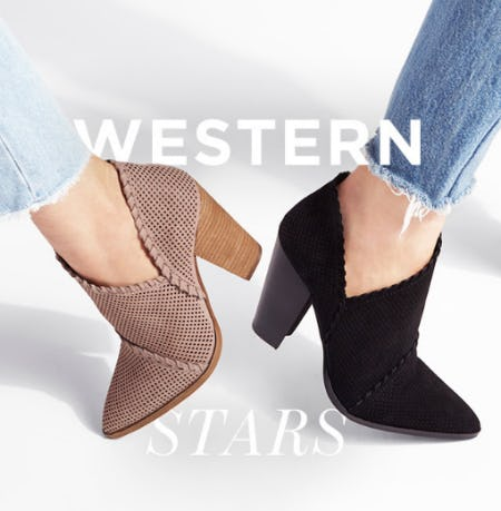 The Western Stars from Vince Camuto