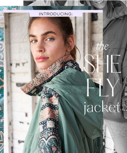 Introducing: The She Fly Jacket from Free People