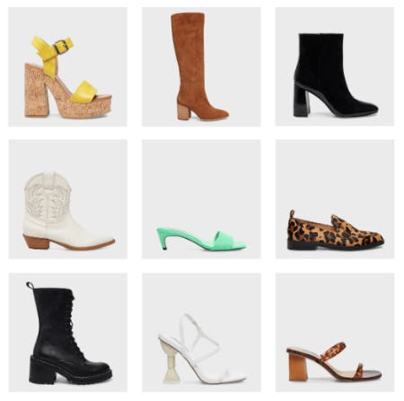 Nine New Styles for 2020 from Steve Madden