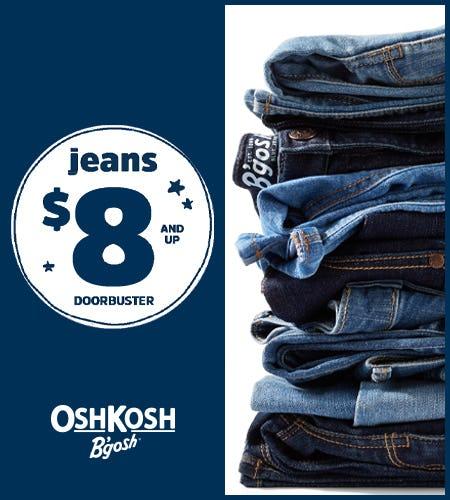 Best Jeans Every $8 & Up from Oshkosh B'gosh