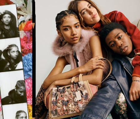 Shop New Arrivals from Coach
