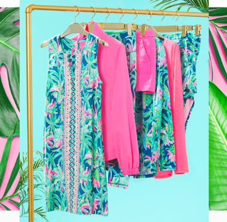 Meet our Newest Dreamy Print from Lilly Pulitzer