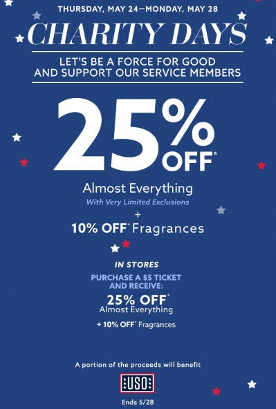 25% Off Almost Everything from Lord & Taylor