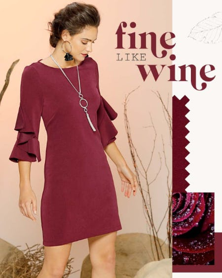 Fine Like Wine from Versona Accessories