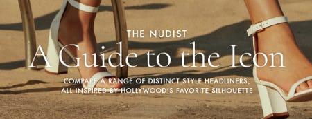 The Nudist from STUART WEITZMAN