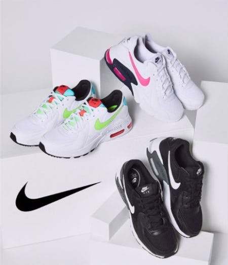 The Nike Air Max Excee