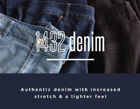 New 1432 Denim