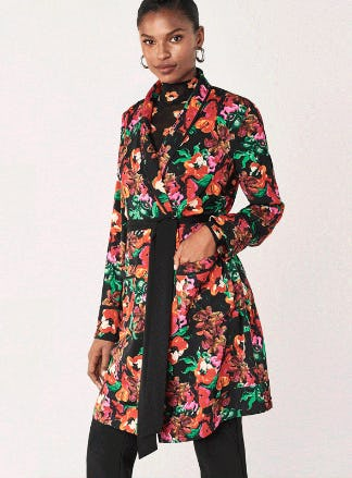 Watercolor Floral from Diane von Furstenberg
