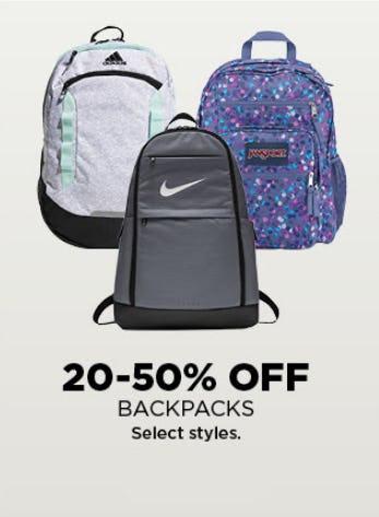 20-50% Off Backpacks from Kohl's