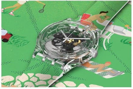 Swatch X You Design from Swatch