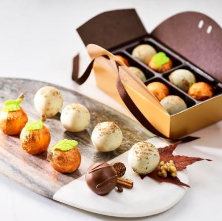 Introducing Fall Truffles at GODIVA! from Godiva Chocolatier