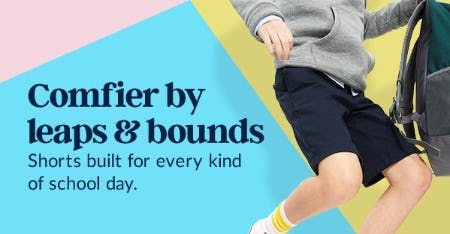 Comfier by Leaps & Bounds from Lands' End
