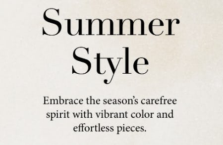 Summer Styles to Elevate Your Look from David Yurman