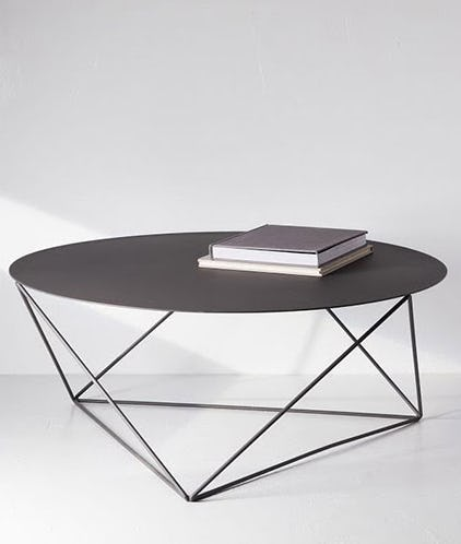 The Octahedron Coffee Table from West Elm
