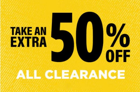 Extra 50% Off All Clearance from Spencer Gifts