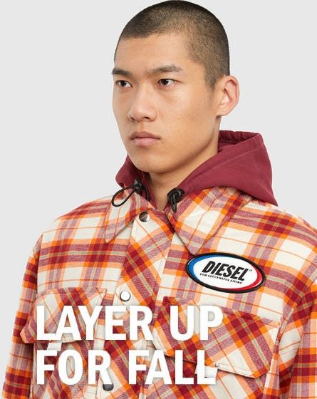 Layer on the Diesel Look