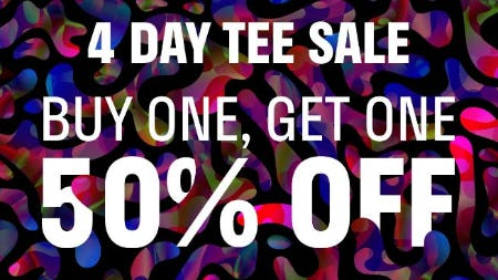 Buy One, Get One 50% from Zumiez