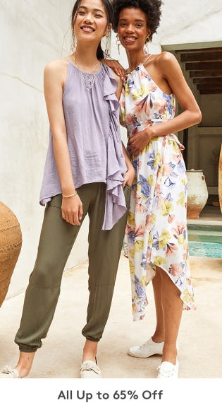 Up to 65% Off Dresses, Tops & Pants from Nordstrom Rack