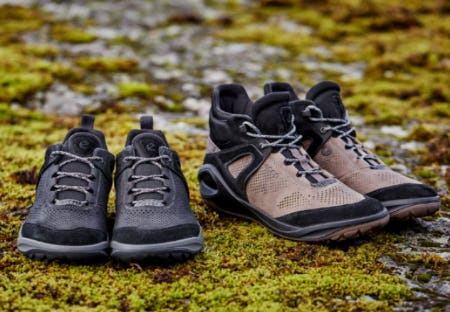 The Trail Collection from ECCO