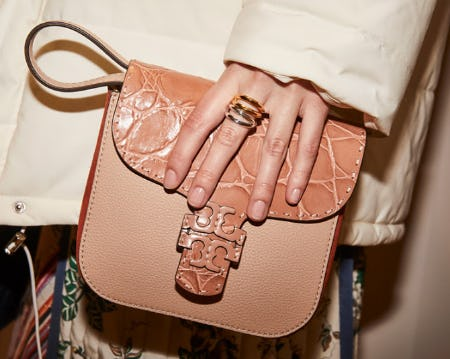 The New McGraw Cross-Body from Tory Burch