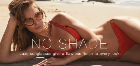 Our Luxe Sunglasses from BCBG