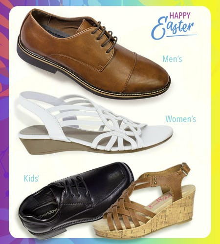 Spring Styles are Here! from SHOE DEPT. ENCORE