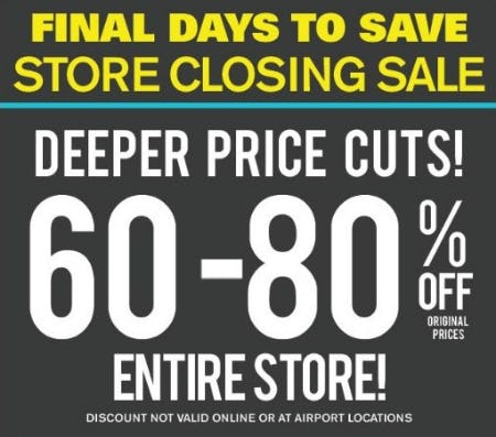 60–80% Off Entire Store from Brookstone
