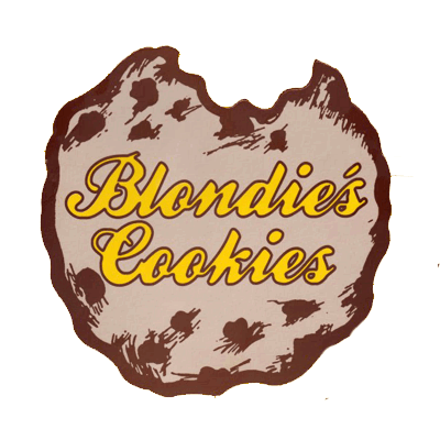 Blondie's Cookies                        logo