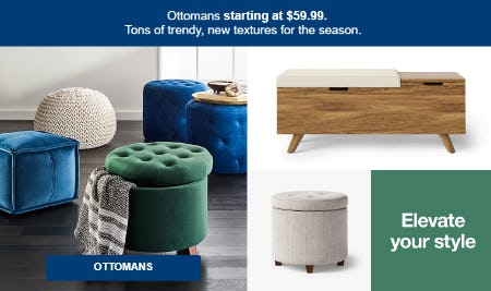 Excellent Lakewood Center Sales Target Ottomans Starting At 59 99 Alphanode Cool Chair Designs And Ideas Alphanodeonline