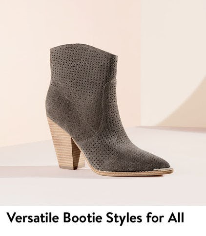 Versatile Bootie Styles for All from Nordstrom
