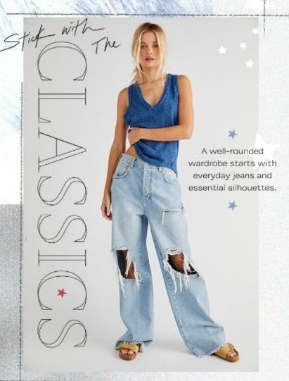 Stick with the Classics from Free People