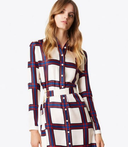 Harper Shirtdress