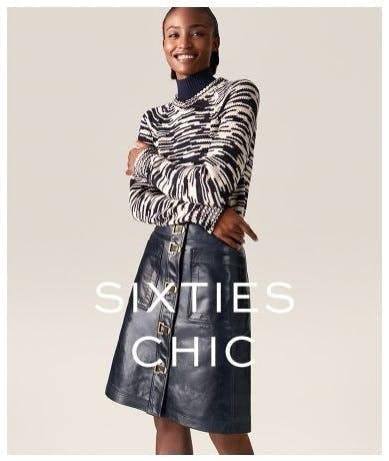 Trend: Sixties Chic