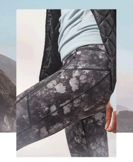 New In: Our Rainier Tights from Athleta