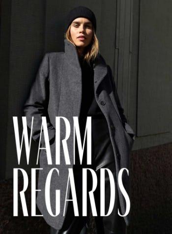 Wool Coats from Aritzia