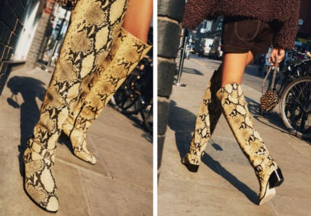 Our Best Boots of the Season from Jimmy Choo