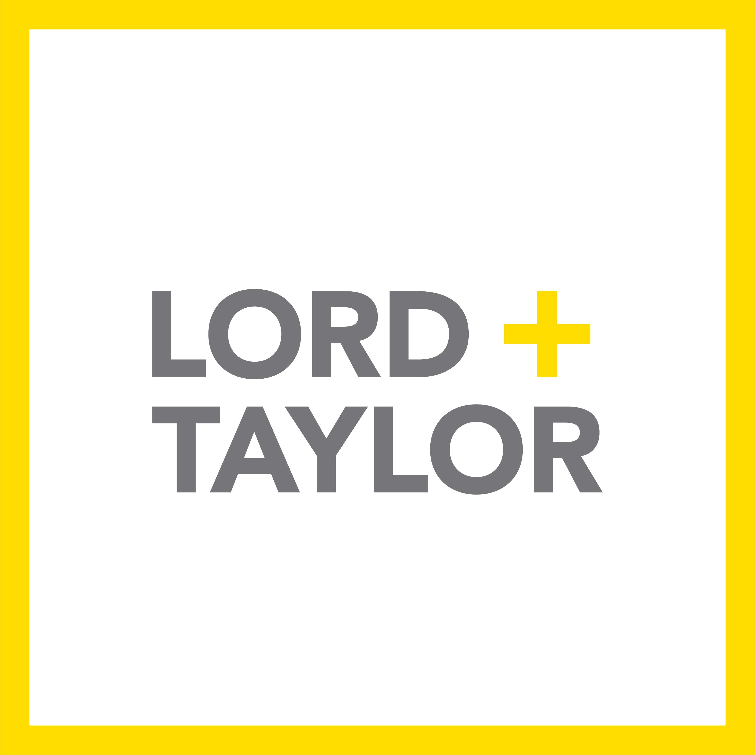 Up to 40% Off Storewide from Lord & Taylor