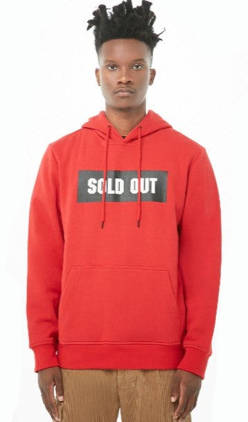 Sold Out Graphic Hoodie from Forever 21
