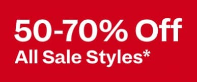 50-70% Off All Sale Styles from Call It Spring
