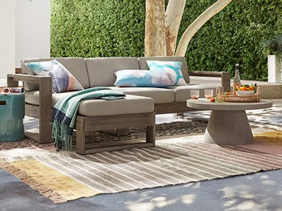 The Portside Outdoor Collection