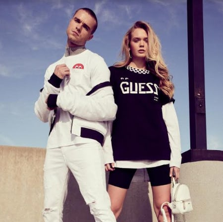 New Arrivals for Him & Her from Guess