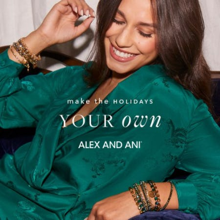 Alex and Ani Holiday 2020 from Alex and Ani
