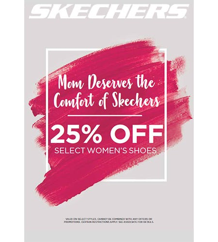 SKECHERS MOTHER'S DAY SALE