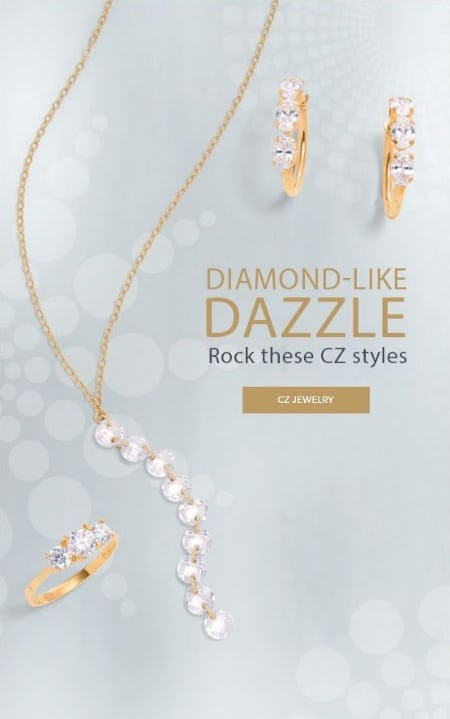 Rock your Body with New CZ Styles