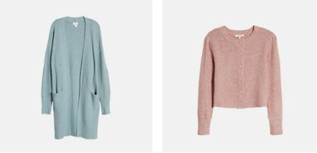 The Joy of New-Season Knits from Nordstrom