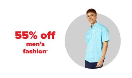 55% Off Men's Fashion from Belk