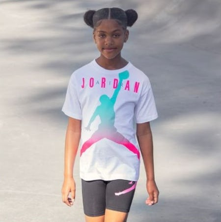 Match It Up with Jordan Apparel