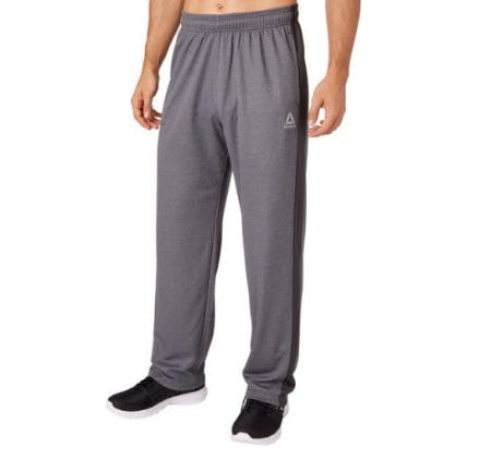 Reebok Men's Heather Mesh Training Pants from Dick's Sporting Goods
