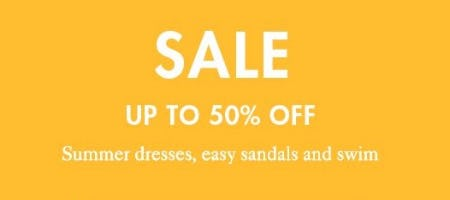 Up to 50% Off Sale from Tory Burch