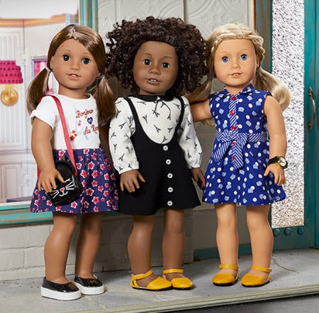 New Mix & Match Collection from American Girl